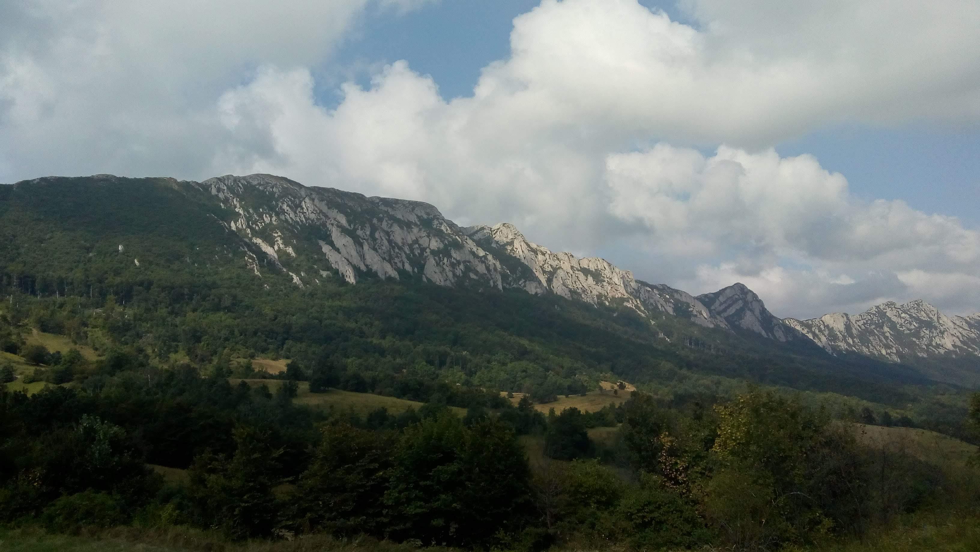 Planine istočne Srbije